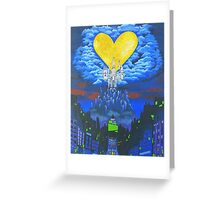 Kingdom Hearts The world that never was Greeting Card