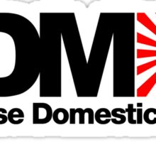 Japanese Domestic Market JDM (2) Sticker