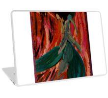 PINK PLANT Laptop Skin