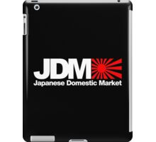 Japanese Domestic Market JDM (3) iPad Case/Skin
