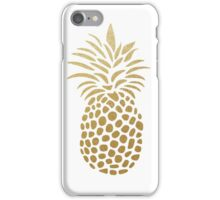 Golden Pines iPhone Case/Skin