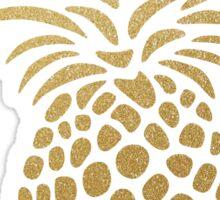 Golden Pines Sticker