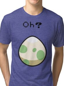 Pokemon Egg Shirt Tri-blend T-Shirt