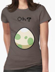 Pokemon Egg Shirt Womens Fitted T-Shirt