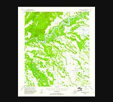 USGS TOPO Map Alaska AK Fairbanks C-3 355584 1950 63360 Unisex T-Shirt