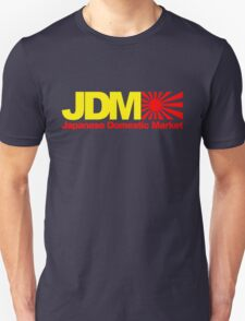 Japanese Domestic Market JDM (4) T-Shirt