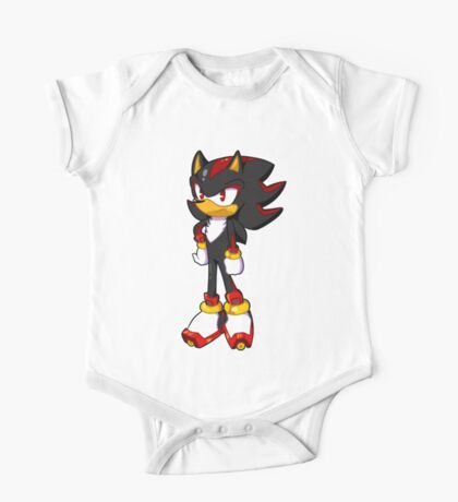 Mini Shadow The Hedgehog One Piece - Short Sleeve