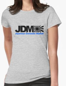 Japanese Domestic Market JDM (5) Womens Fitted T-Shirt