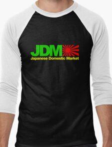 Japanese Domestic Market JDM (6) Men's Baseball ¾ T-Shirt