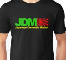 Japanese Domestic Market JDM (6) Unisex T-Shirt