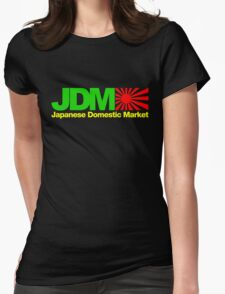 Japanese Domestic Market JDM (6) Womens Fitted T-Shirt