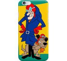 Dastardly & Muttley iPhone Case/Skin