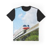 Highway in the Sky Graphic T-Shirt