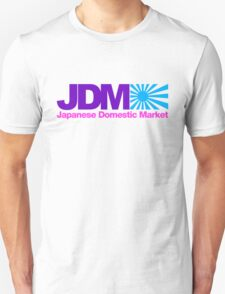 Japanese Domestic Market JDM (7) T-Shirt