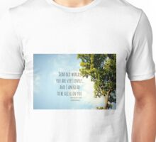 World Lovely Anne Shirley Unisex T-Shirt