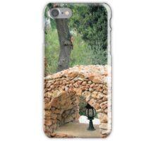 Arch of cobblestones iPhone Case/Skin