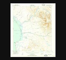 USGS TOPO Map Alaska AK Nome D-3 358076 1950 63360 Unisex T-Shirt