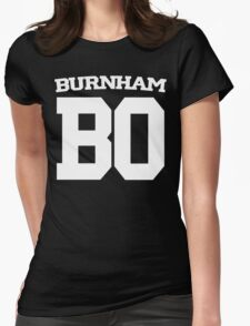 Bo Burnham (Jersey) Womens Fitted T-Shirt