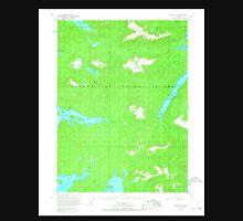USGS TOPO Map Alaska AK Craig B-3 355266 1949 63360 Unisex T-Shirt