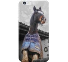 A Colourful Character iPhone Case/Skin