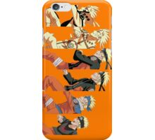 Naruto Grows Up iPhone Case/Skin