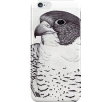 Peregrine Falcon iPhone Case/Skin