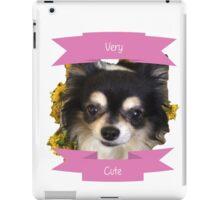very cute iPad Case/Skin