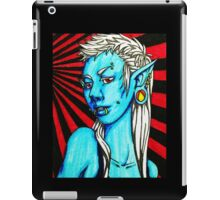 Punk Elf iPad Case/Skin
