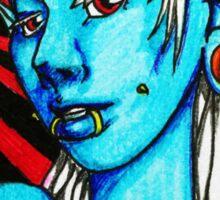 Punk Elf Sticker