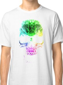 Colorful skull Classic T-Shirt