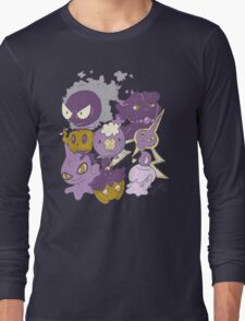 Ghost Babies by VIXTOPHER Long Sleeve T-Shirt