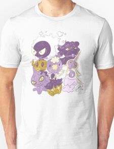 Ghost Babies by VIXTOPHER Unisex T-Shirt