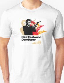 Dirty Harold Unisex T-Shirt