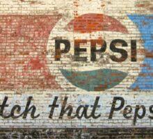 Pepsi wall Sticker
