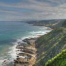 Great Ocean Road, Victoria by Adrian Paul