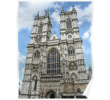 Westminster Abbey Poster