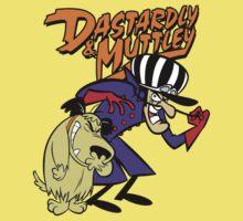 Dastardly & Muttley  One Piece - Short Sleeve