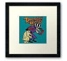 Dastardly & Muttley  Framed Print