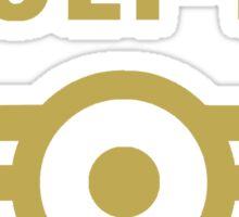 Vault Tec Sticker