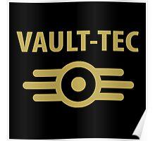 Vault Tec Poster