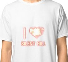 I REALLY LOVE SILENT HILL <3 Classic T-Shirt