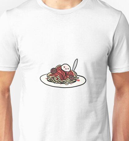 Mochi-Chi and Meatballs Unisex T-Shirt