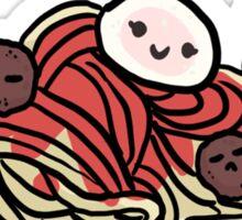 Mochi-Chi and Meatballs Sticker