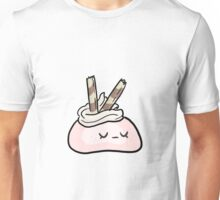 Mochi-Chi Whipped Cream and Pirouette Unisex T-Shirt