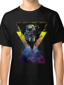 BLACK HOLE TRIANGLE IN SPACE Classic T-Shirt