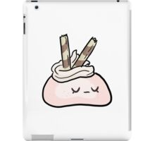 Mochi-Chi Whipped Cream and Pirouette iPad Case/Skin
