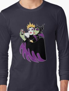 Wicked Selfie Long Sleeve T-Shirt
