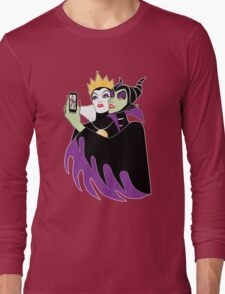 Wicked Selfie Long Sleeve T-Shirt