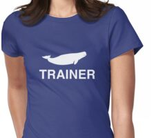 Beluga Trainer Womens Fitted T-Shirt