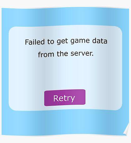 Pokemon Go Server Poster